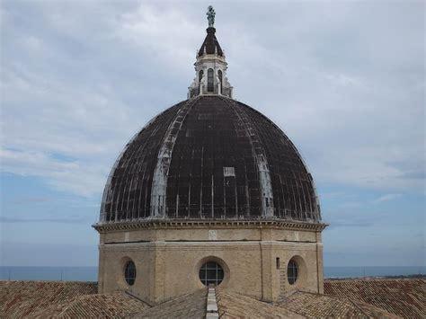 basilica della santa casa basilica della santa casa camminamenti di ronda loreto