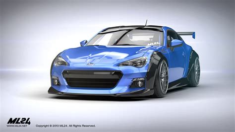 subaru brz body kit body kits brz body kits
