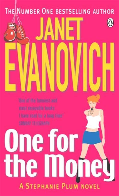 by janet evanovich one for the money one for the money by janet evanovich penguin books new