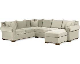 Thomasville Leather Sofas Fremont Sectional Living Room Furniture Thomasville Furniture