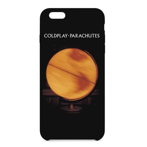 Coldplay Hardshell For Iphone 6 coldplay parachutes iphone 6