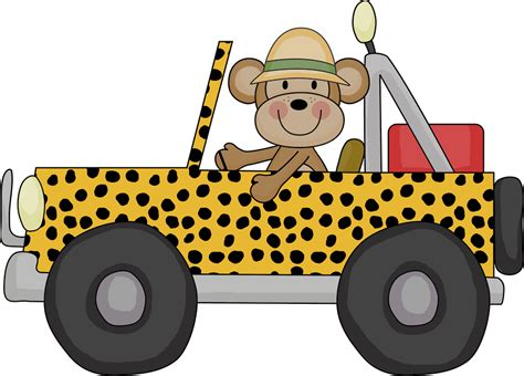 safari jeep clipart safari clipart transparent pencil and in color safari