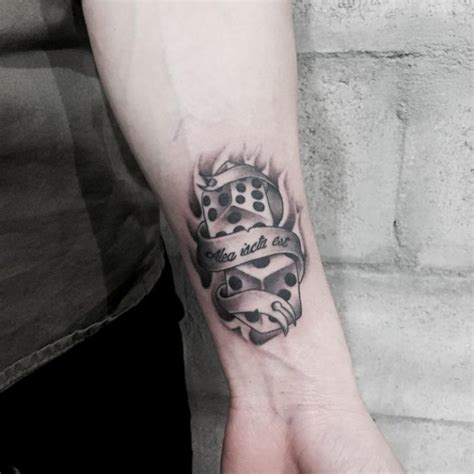 selected dice tattoos collection parryzcom