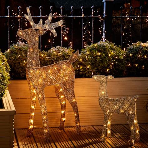 outdoor with lights lights outdoor led tree lights diy at b q