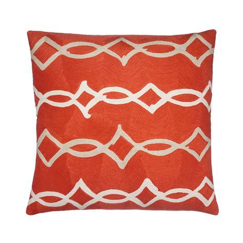 judy ross textiles acrobat decorative pillow 18 quot x 18