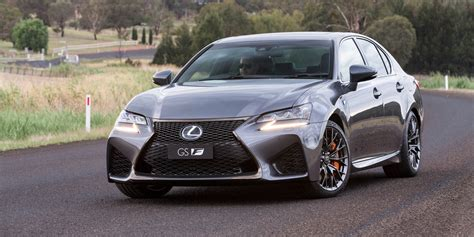 car lexus 2016 2016 lexus gs f review caradvice