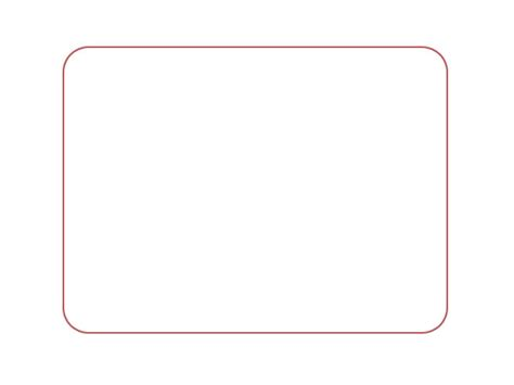 Rectangle Outline Photoshop Cs5 by Image Gallery Rounded Corners
