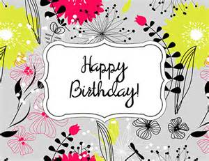 and fancy florals free happy birthday ecards greeting cards 123 greetings