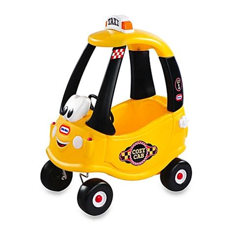 buitenspeelgoed auto little tikes cozy coupe 174 cab buybuy baby
