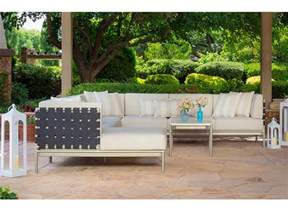 brown outdoor furniture patio things crossings outdoor furniture collection by
