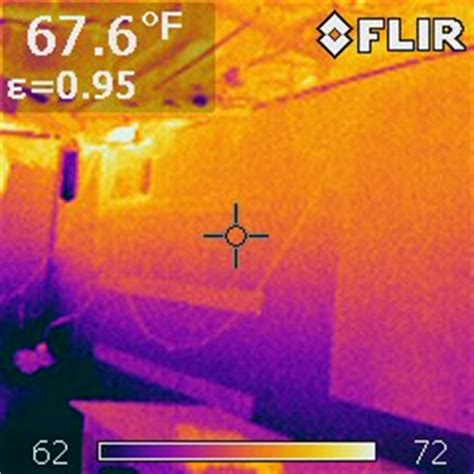 should i insulate my basement ceiling infrared chimes in