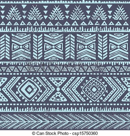 tribal line pattern abstract tribal pattern clip art vector search drawings