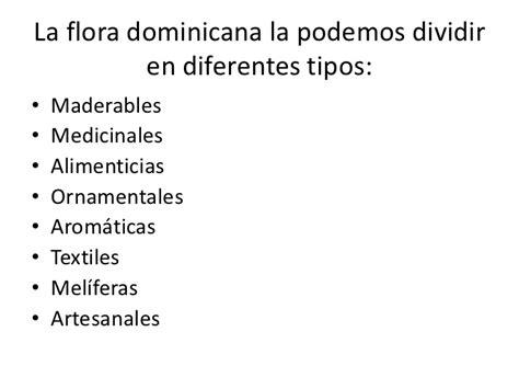 Diseño Curricular Dominicano Y Sus Caracteristicas La Flora Dominicana
