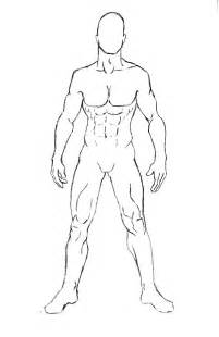 male character pose 1 by one with no color on deviantart