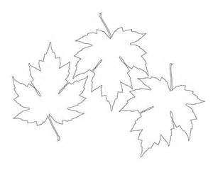 maple leaf template free maple leaf template seasonal