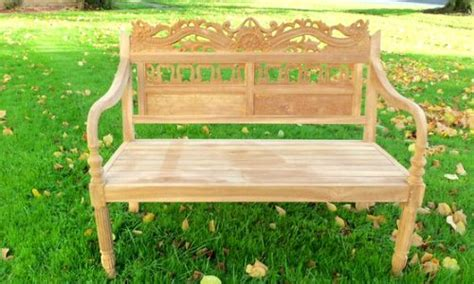 ornate garden benches ornate garden benches teak benches handmade benches