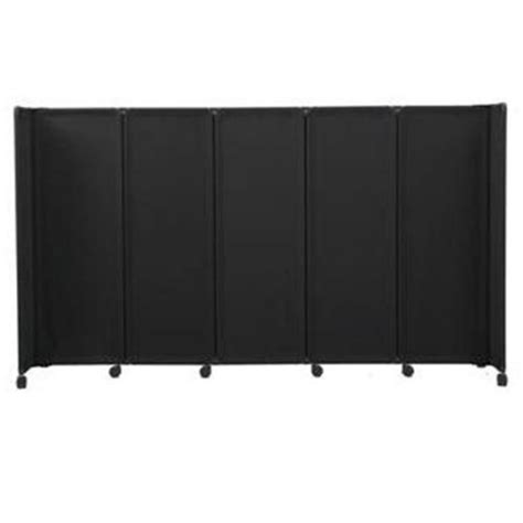Versare Room Divider Versare Mp10 Mobile Accordion Room Divider 360 10w Ft Www