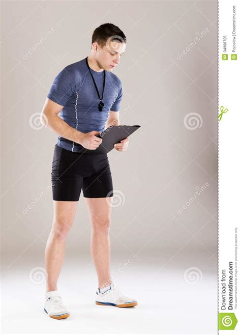 exercise couch fitness coach royalty free stock photo image 34988725