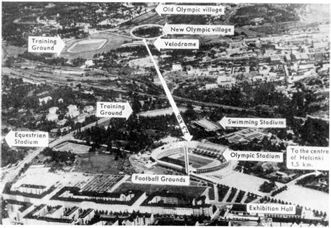 helsinki  olympic stadium architecture   games