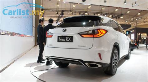 lexus indonesia giias 2015 lexus rx previewed in indonesia auto news