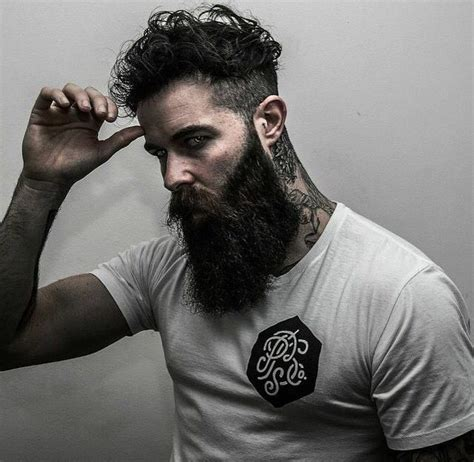 bearded with tattoos 25 best ideas about bearded on beards