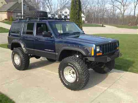 2001 jeep sport lifted buy used 2001 jeep sport lifted in grand blanc