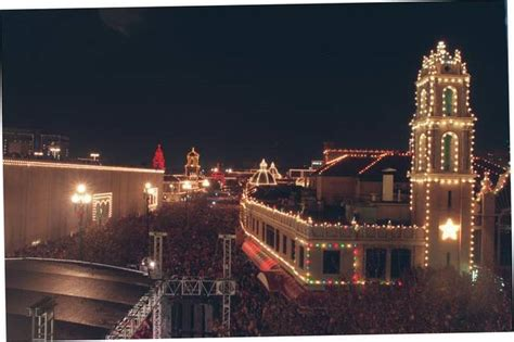 country club plaza lights spirit shines in country club plaza s