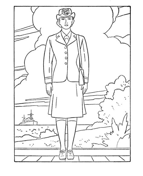 veterans day color pages az coloring pages