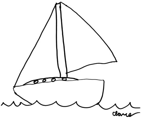 doodle boat doodles that you draw and what it really means