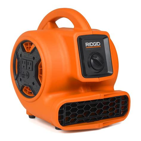squirrel cage fan home depot ridgid 600 cfm blower fan air mover with chain