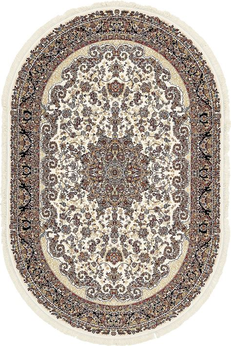 Area Rugs Oval Home Floor Carpte Area Rug Oval Shape Medallion Carpets Traditional Style Rugs Ebay