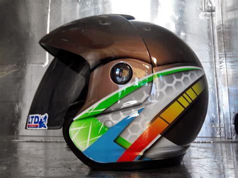 Helm Kyt Polos gambar helm airbrush ltd best airbrush 2017
