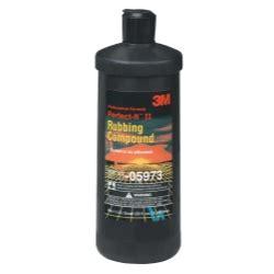 Ipo Foam Compounding Pad 3 Quot 3m it ii compound 1 quart mmm5973