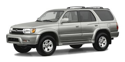 2002 Toyota 4runner Mpg 2002 Toyota 4runner Specs Safety Rating Mpg Carsdirect