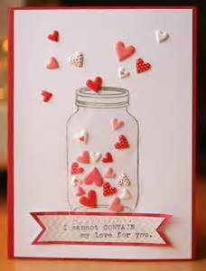 15 beautiful handmade s day cards diy ready