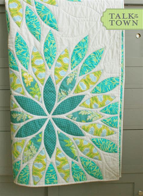 Patchwork By Sea - sea glass quilt