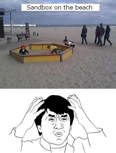 Funny Beach Memes - sandbox on the beach fun pinterest