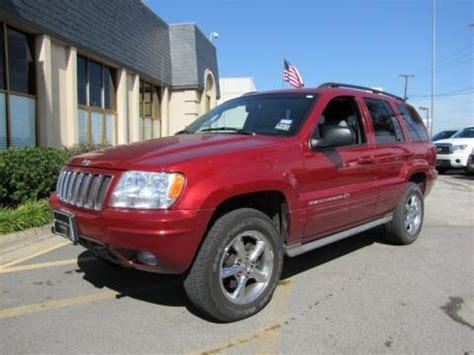 2002 Jeep Grand Specs 2002 Jeep Grand Overland 4x4 Data Info And Specs