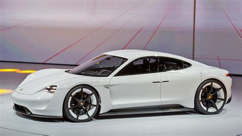 new porsche electric porsche wants half of its cars to be electric by 2023 ceo