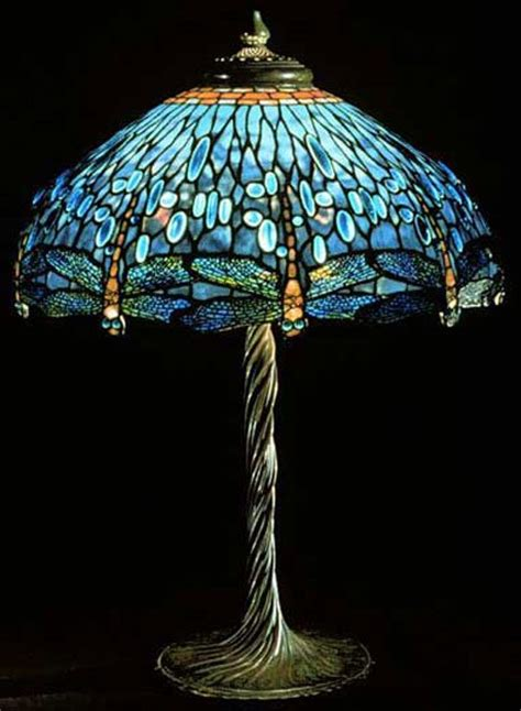 louis comfort tiffany l l art nouveau a design style more than a tendril in time