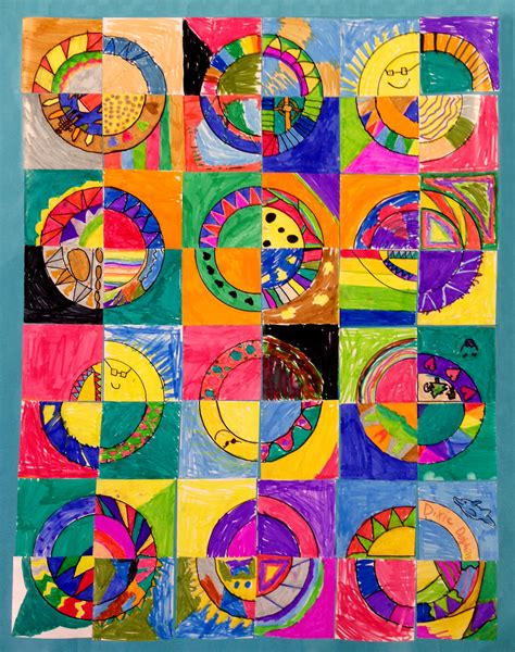 Paper Quilt Craft - paper quilts projects for