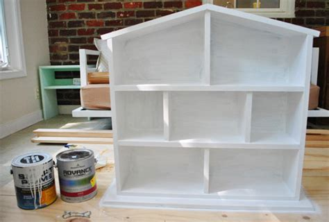 build a doll house how to build a dollhouse part 2 decorating it young house love