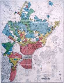 Home Owners Loan Corporation philadelphia redlining maps sociological images