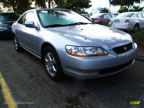 2000 honda accord coupe silver 2000 honda accord ex v6 coupe in satin silver metallic