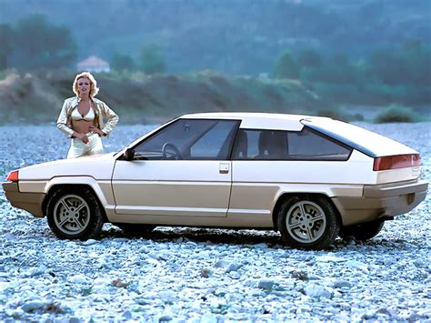 Compact Design by Volvo Tundra Concept 1979 Old Concept Cars