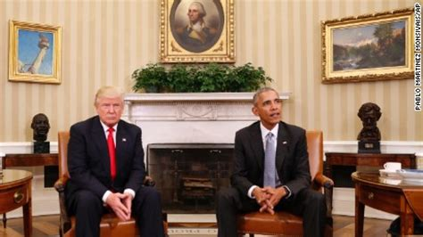 obama s oval office vs trumps the body language behind the obama trump meeting cnn video
