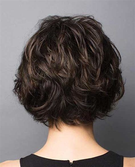 best short haircuts for brown hair on women over 60 really popular dark brown short hairstyles short