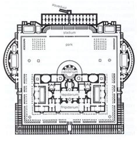 baths of caracalla floor plan stabian baths plan pompeii arq cl 192 ssica