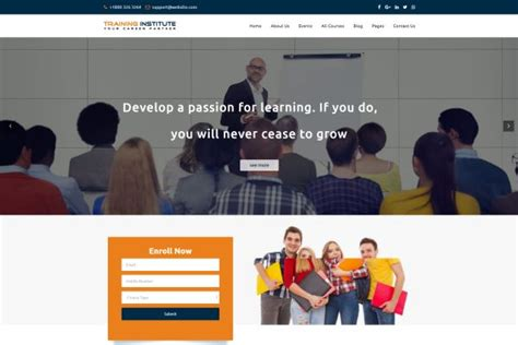 theme for education seminar education wordpress themes for summer 2017 gt3 themes