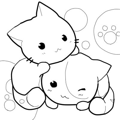 chibi animals coloring books for adults and a and animal coloring book a coloring book with simple and adorable animal drawings childrens coloring books books 13 images of chibi cat coloring pages chibi cat